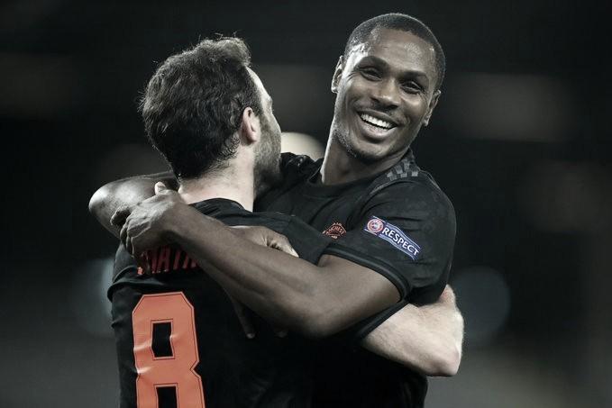 Manchester United amplia empréstimo de atacante Ighalo
