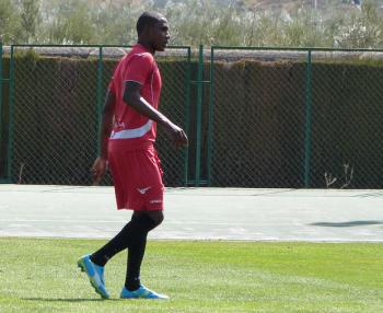 """Odion Ighalo: """"Casi lloro en el partido contra el FC Barcelona. Pudimos ganarlo"""""""