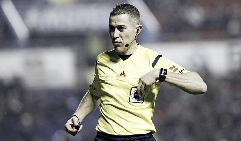 Iglesias Villanueva dirigirá el Valencia - Real Valladolid