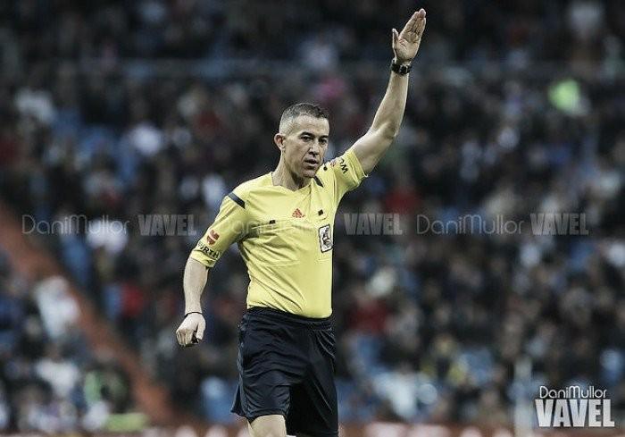 Iglesias Villanueva, veteranía y experiencia para arbitrar el Valencia-Barcelona