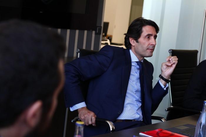 Ignacio Cuerva, nuevo consejero del Consejo de Administración del Granada CF
