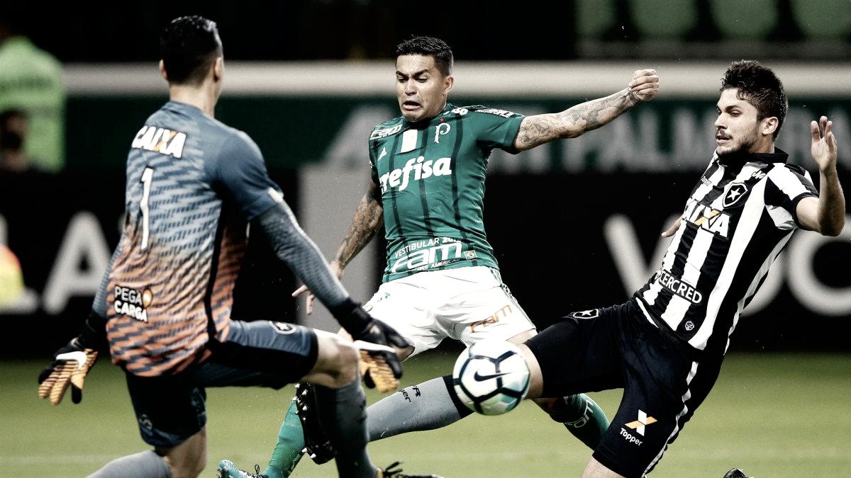 Recordar é viver: Palmeiras leva vantagem em duelos contra o Botafogo