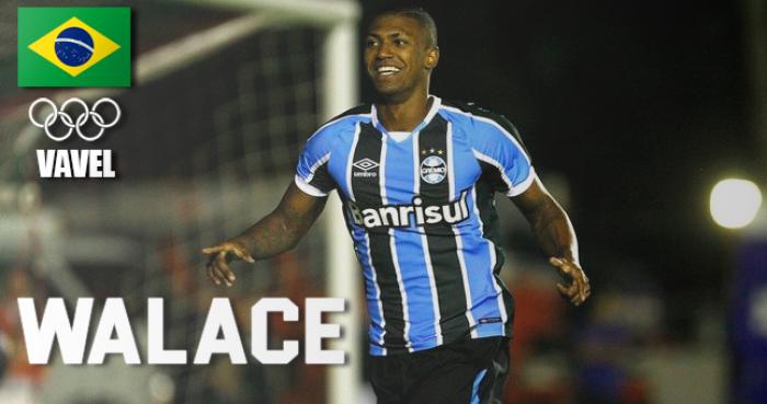 Rumo à Olimpíada: Walace, volante do Grêmio