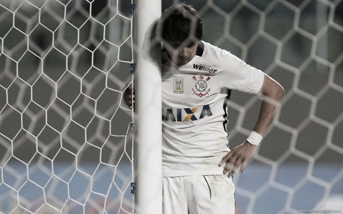 """Artilheiro do Corinthians no ano, Romero comemora nova chance: """"Jogador precisa de sequência"""""""