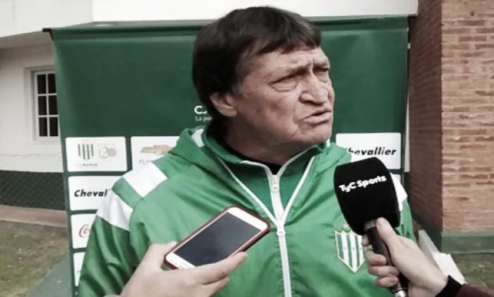 """Julio Cesar Falcioni: """"Tenemos un partido importante por jugar"""""""