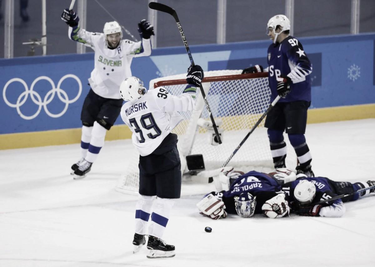 Listos los cruces de primera ronda en el torneo de hockey hielo de los JJOO de 2018