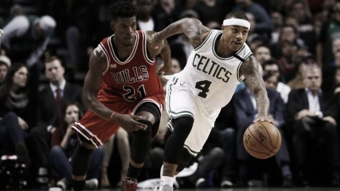 NBA playoffs, Celtics vs Bulls: poli opposti