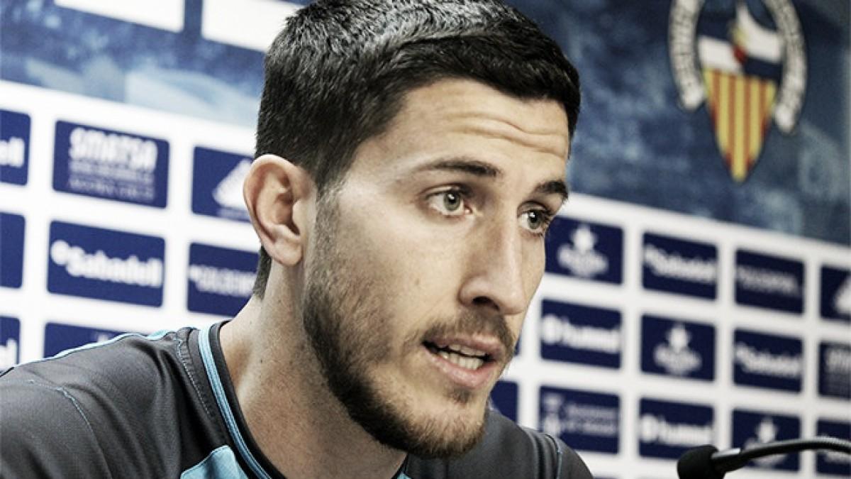 """Aleix Coch: """"Tenemos opciones de Copa del Rey y somos optimistas"""""""