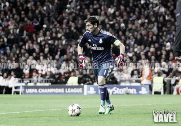 Casillas, el jugador con más victorias en la historia de la Liga