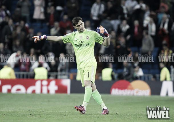"""Casillas defende goleiros: """"Não somos tratados como jogadores de campo"""""""