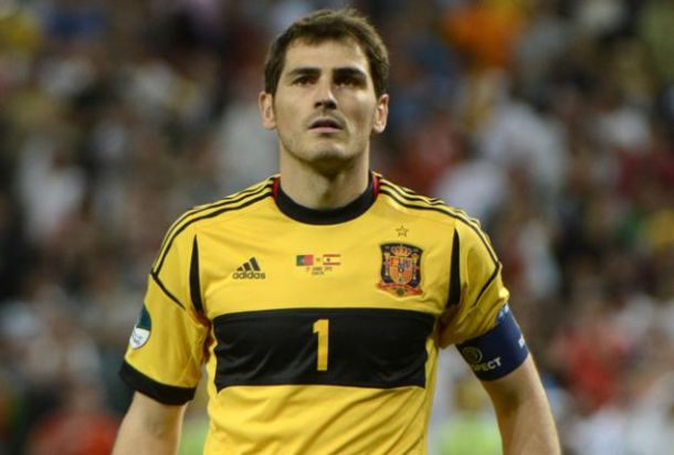Casillas bat le record de Thuram
