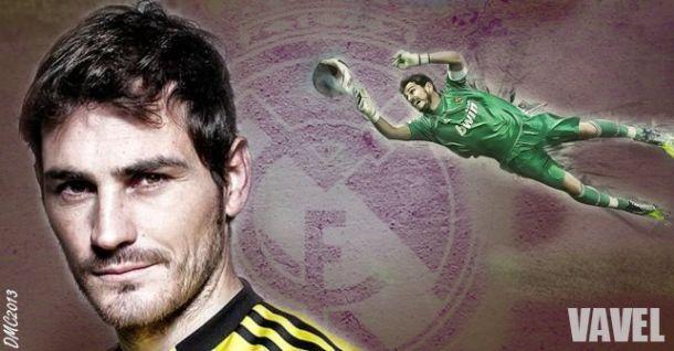Real Madrid 2013: Iker Casillas