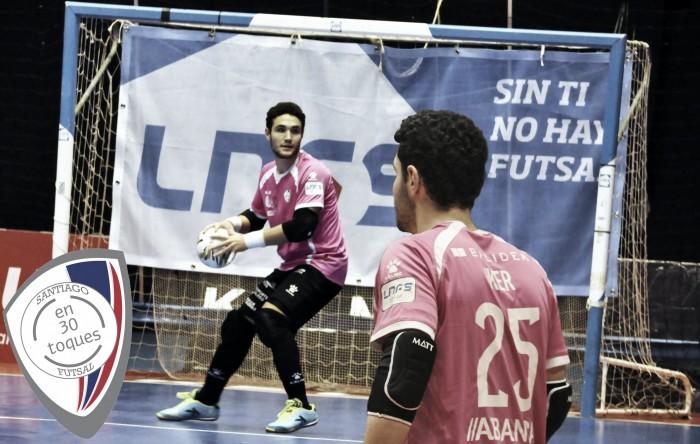 Iker López en 30 toques