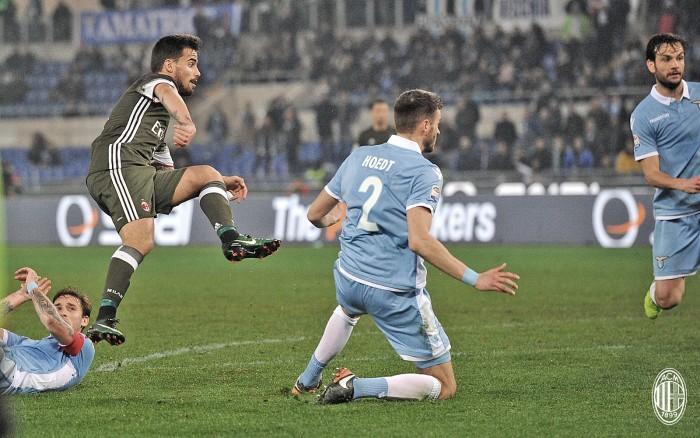 Il Milan vede la Lazio: rossoneri a caccia dei tre punti