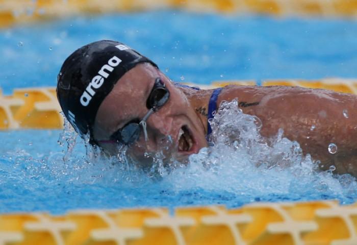 Nuoto - Tricolori di categoria, vola la Bianchi