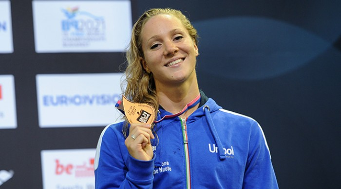 Nuoto - Europei Londra 2016: Bianchi bronzo nel delfino, staffetta 4x100 stile mista all'argento