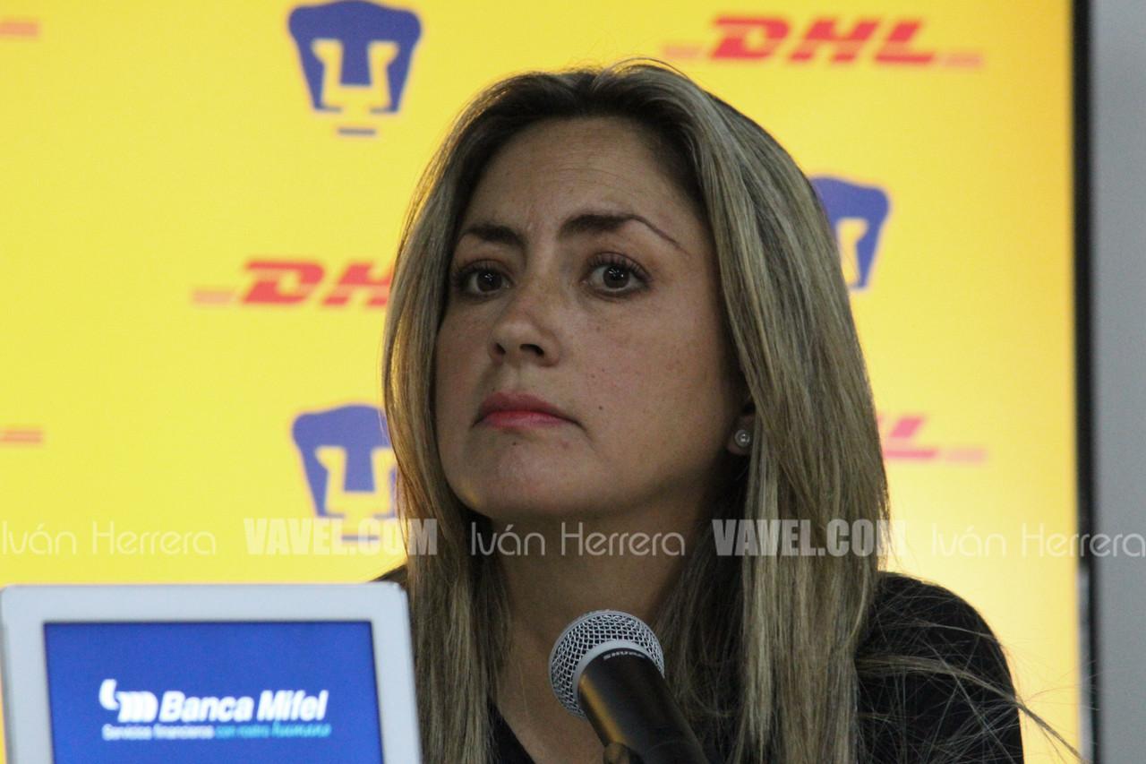 """Ileana Dávila: """"El club nos respalda"""""""