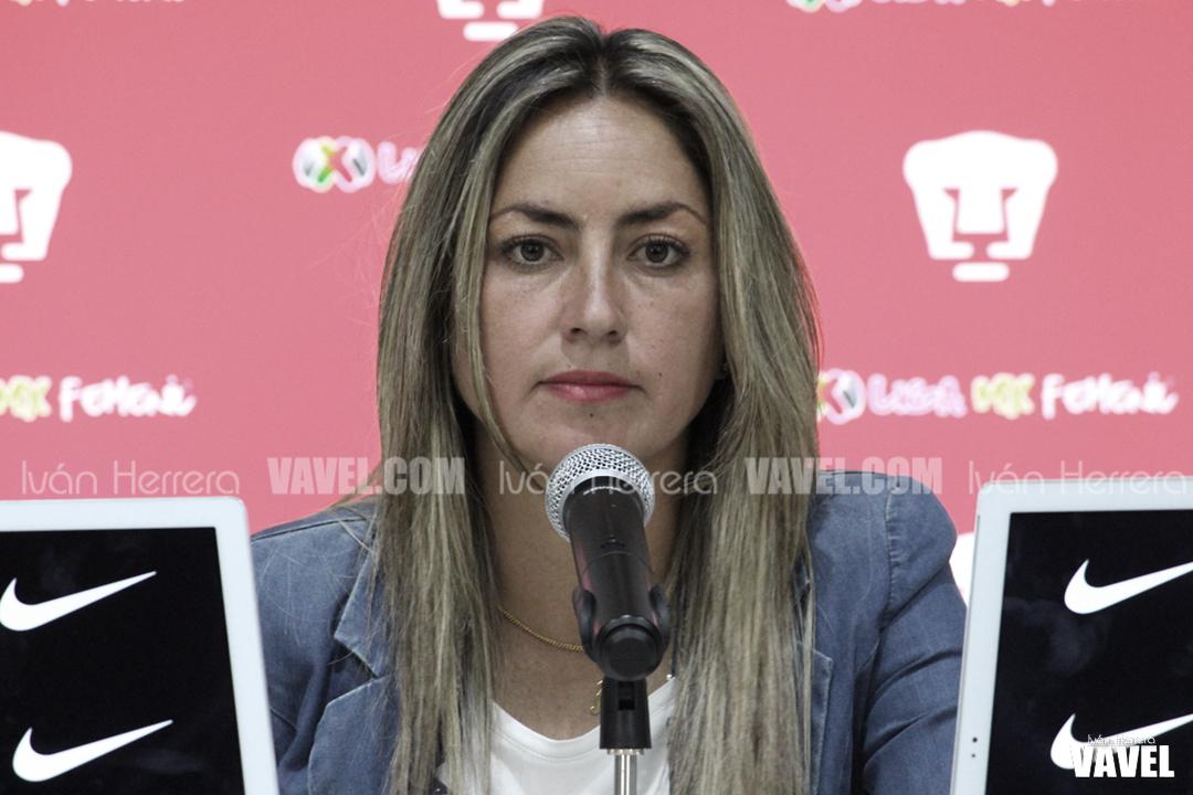 """Ileana Dávila: """"Feliz de ganar en casa"""""""