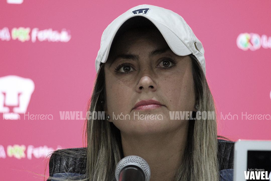 """Ileana Davila: """"Derrotadas, pero con la cara en alto"""""""