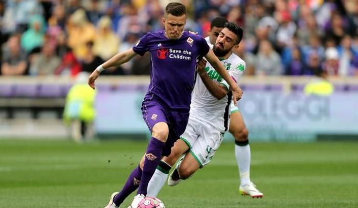 Fiorentina - Sassuolo, esame di maturità