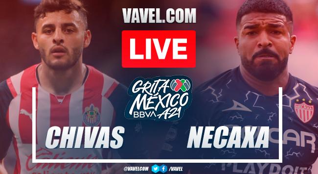Goals and highlights: Chivas 2-1 Necaxa in Liga MX Apertura 2021
