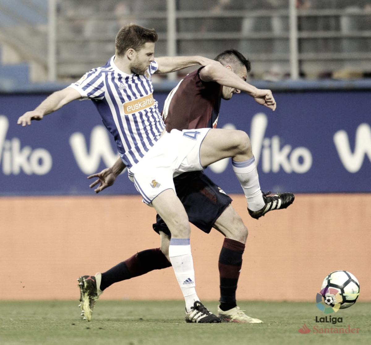 La Real pierde a su mariscal contra el Girona