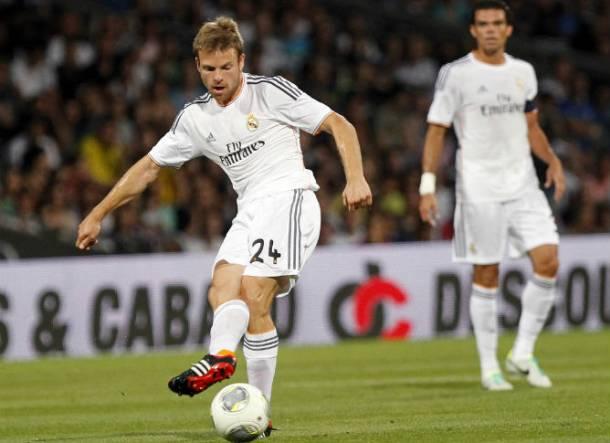 Real Madrid 2013-2014: Illarramendi
