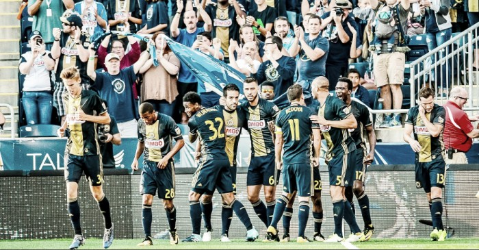 Philadelphia Union defeat red hot FC Dallas 3-1