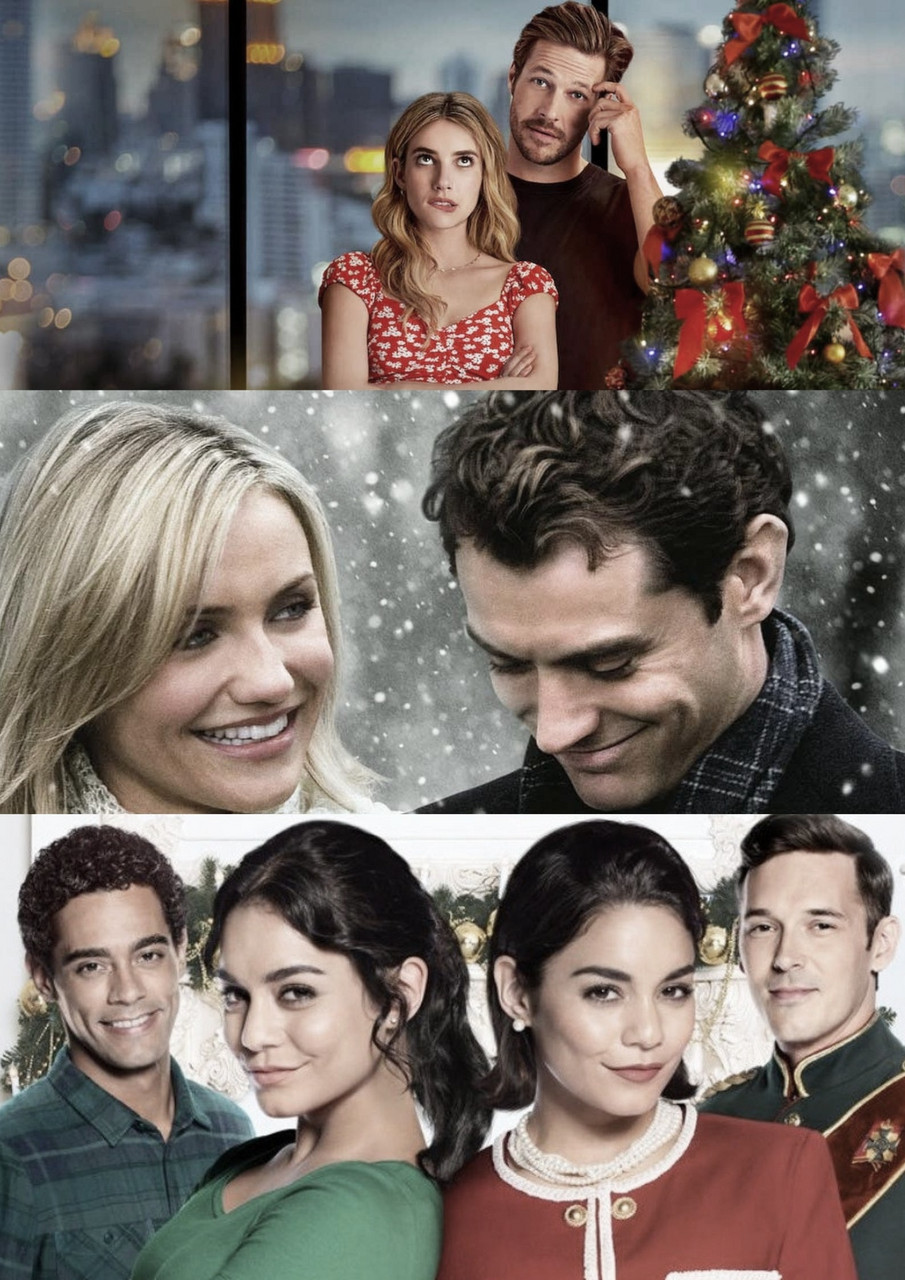 Mejores películas de comedia romántica navideña en Netflix