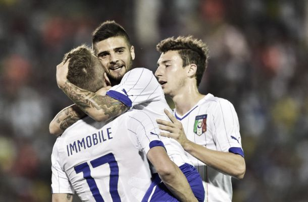 L'Italie bat Fluminense dans un test-match fou