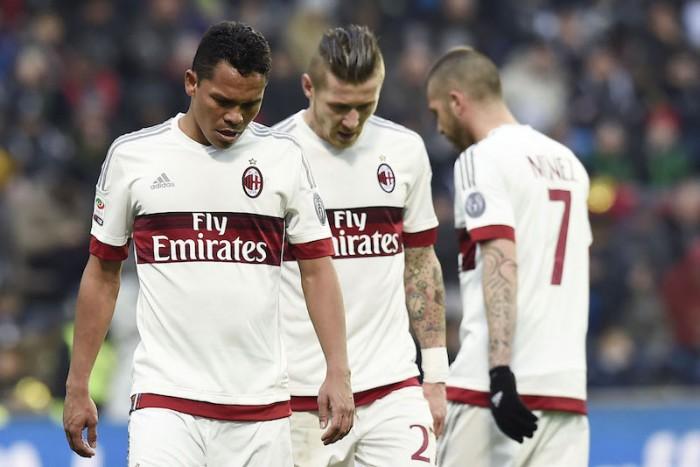 Stecca il Milan, vince il Sassuolo: addio corsa Champions