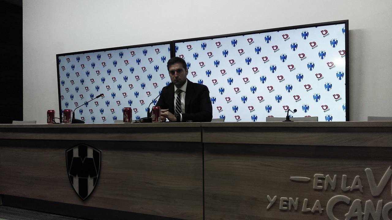"""Diego Alonso: """"Planteamos un partido para ganar"""""""