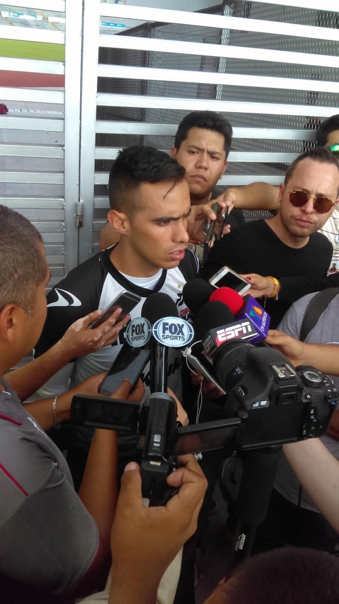 """Heriberto Olvera: """"Pachuca es un rival complicado"""""""