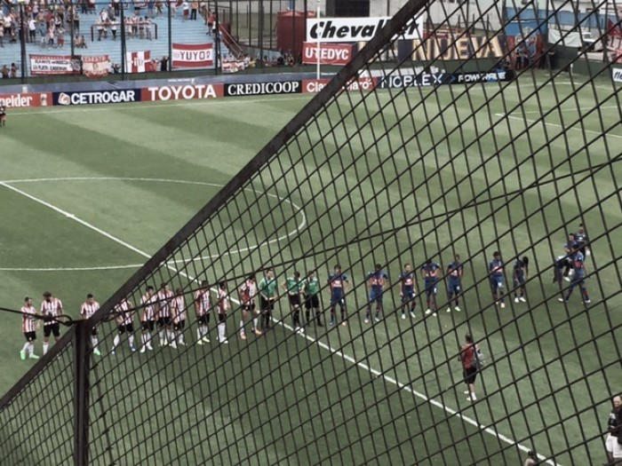 """Estudiantes 1 - 1 Tigre: Puntuaciones del """"León"""""""