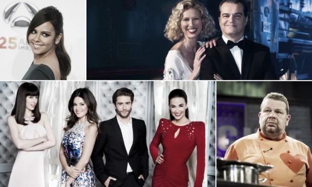 ¡Feliz Año Nuevo!: estos son los rostros elegidos para las Campanadas 2016