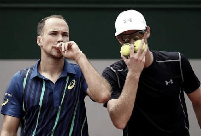 Soares e Murray vencem Millot/ Guez e avançam em Roland Garros