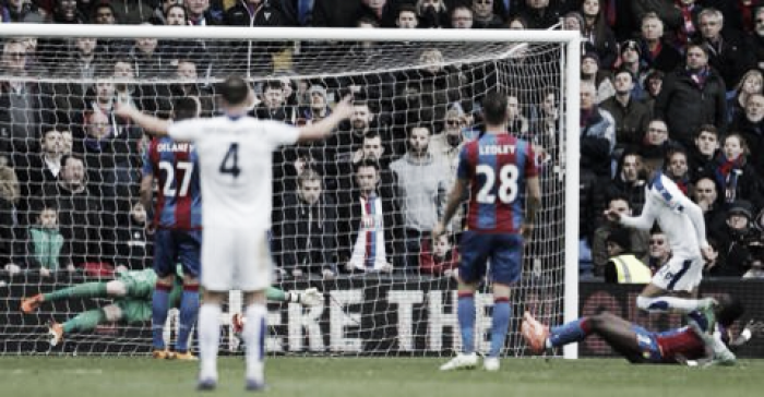 Crystal Palace 0-1 Leicester City: Eagles brushed aside by table-toppers