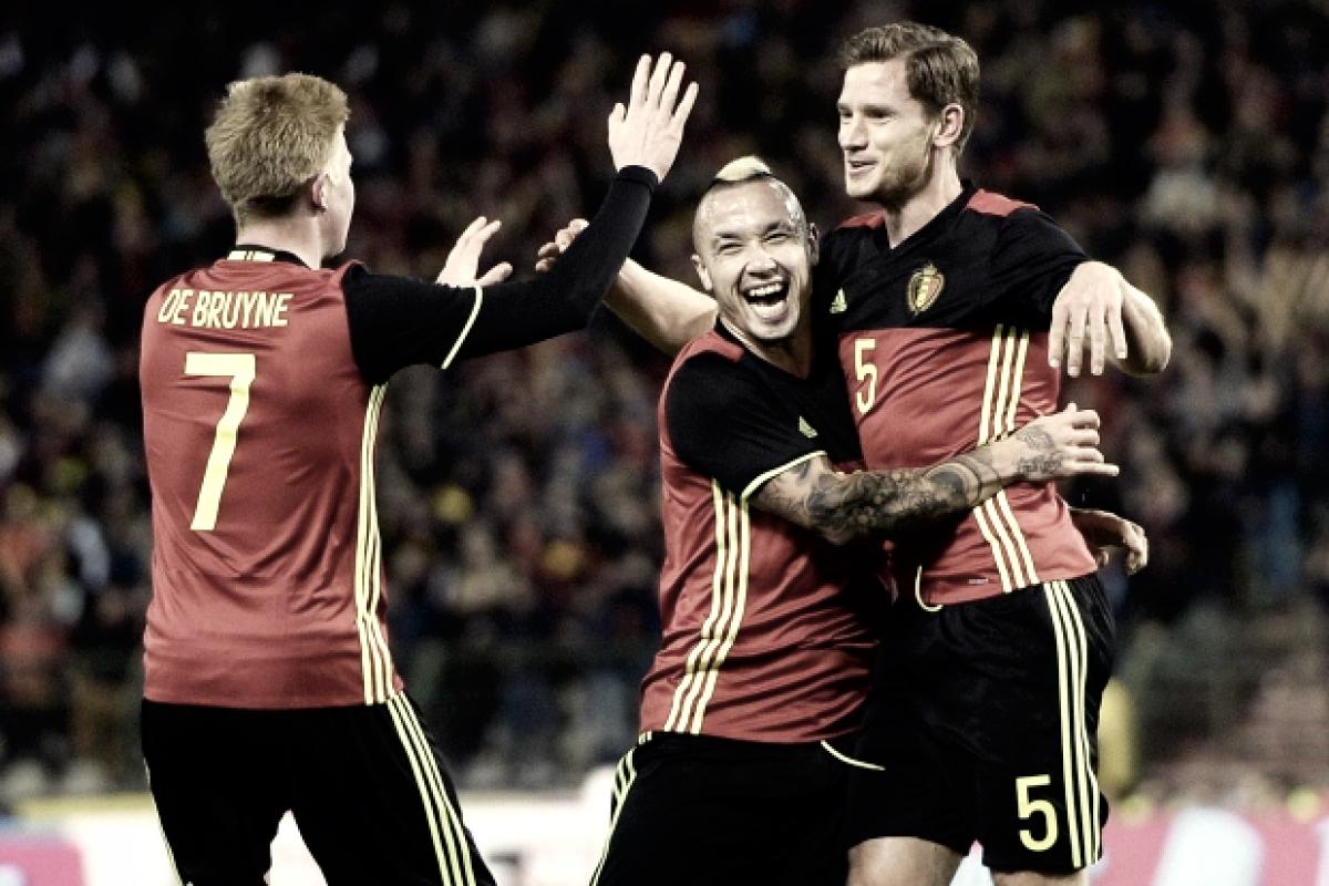 De 'ótima geração' a realidade: Martinez projeta conquistas à seleção belga