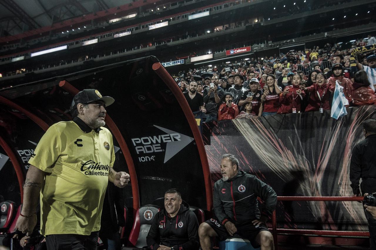 """Diego Armando Maradona: """"Estoy dispuesto a darlo todo"""""""