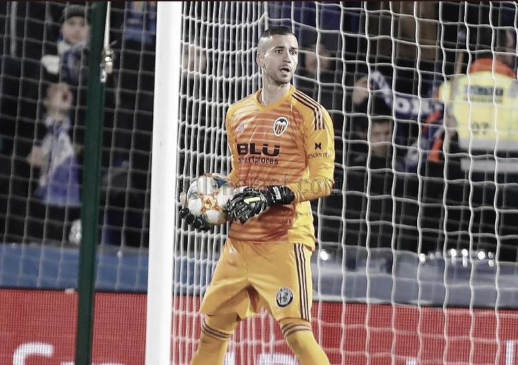 Valencia perde jogo de ida contra Getafe nas quartas de final da Copa do Rei