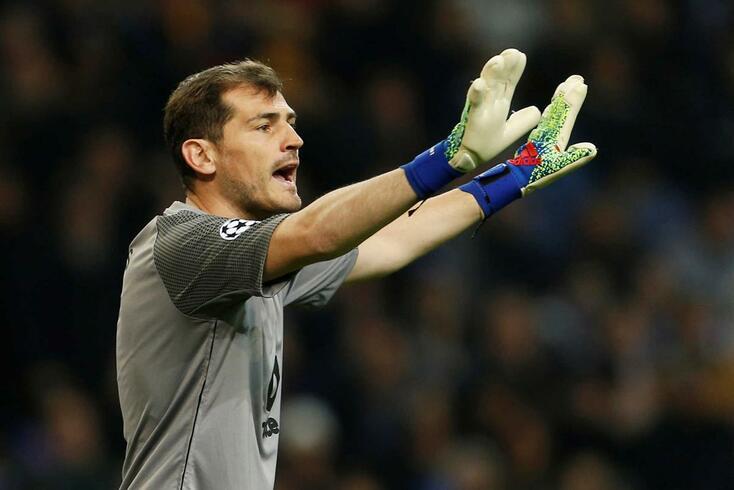 Casillas renova pelo FC Porto