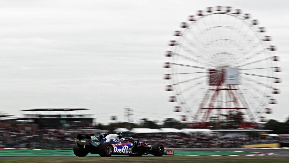 Melhores momentos GP do Japão 2019 na Fórmula 1