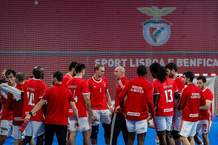 Benfica deu passo importante no andebol
