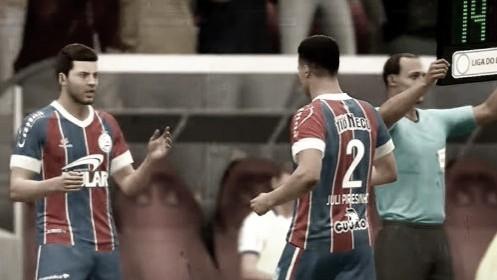 Bahia promove campeonato de PES e FIFA para sócios do clube