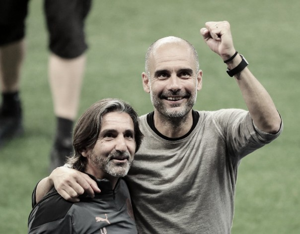 """Pep Guardiola destaca ambição do City na Champions: """"Estamos aqui para vencer"""""""