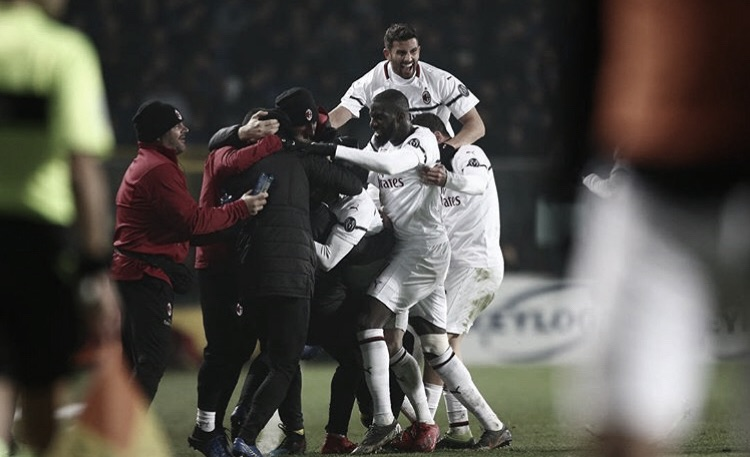 Piatek marca duas vezes e Milan vence Atalanta pelo Campeonato Italiano