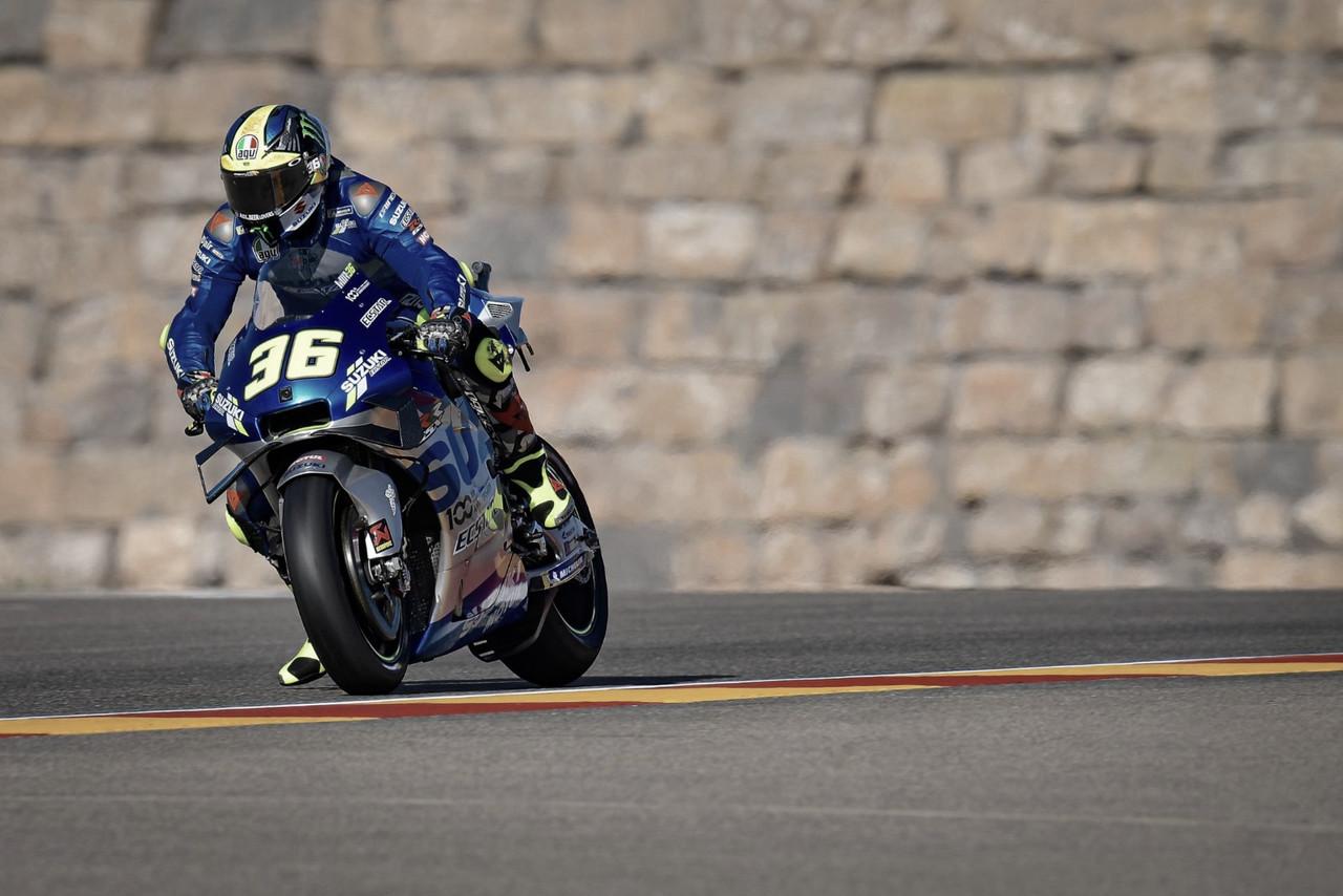 Joan Mir en Aragón / Foto: MotoGP