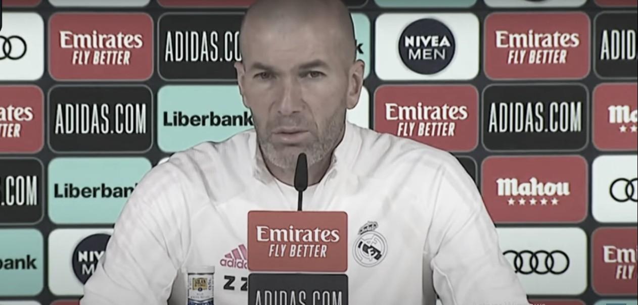 """Zinedine Zidane:""""Nosotros preparamos los partidos para ganarlos"""""""