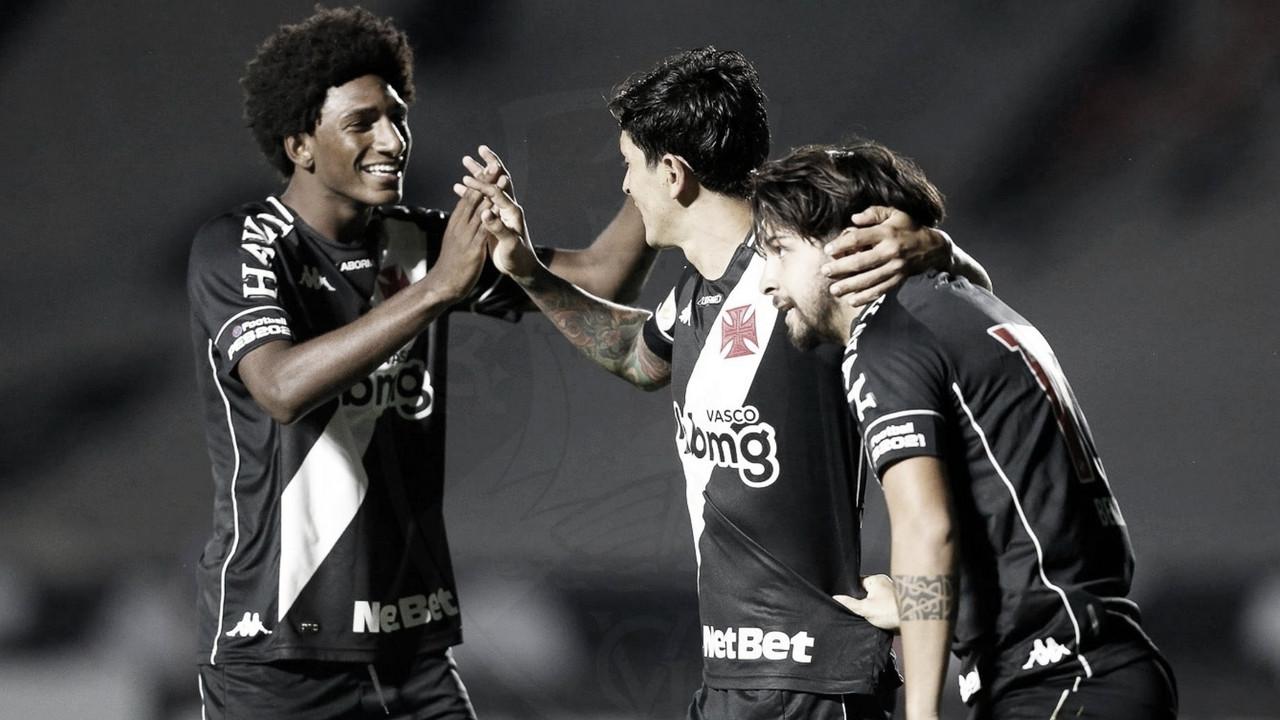 Quem fica e quem sai: veja a situação do elenco do Vasco para 2021