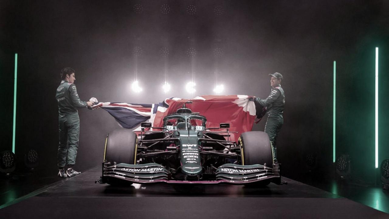 Chefes da Aston Martin projetam futuro promissor na Fórmula 1